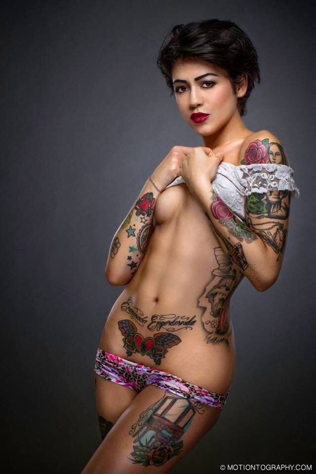 tattoo Adult girl