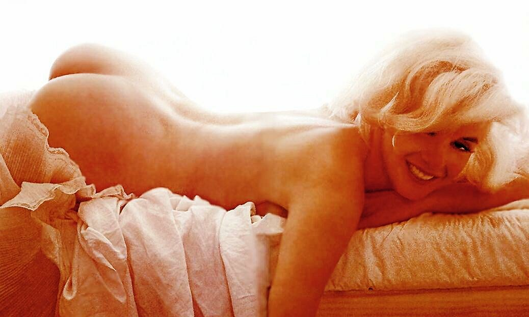 Marilyn Monroe Nude Porn Images