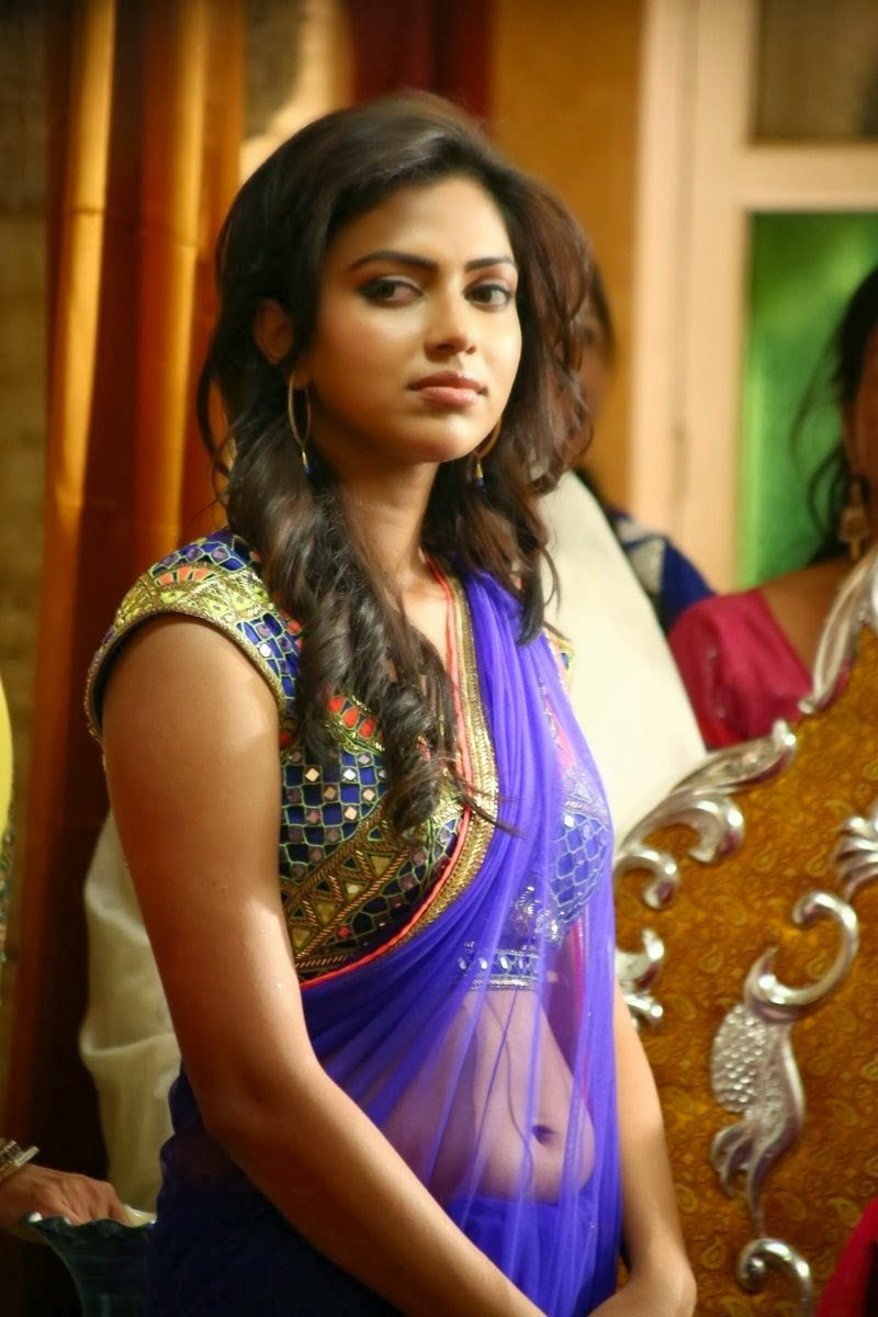 paul hot saree Amala